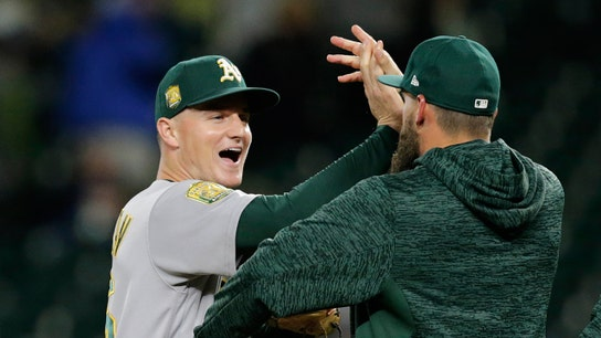 Oakland A's clinch playoffs despite MLB's lowest opening day payroll