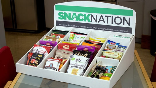 LA snack delivery service gets more funding, aims to expand