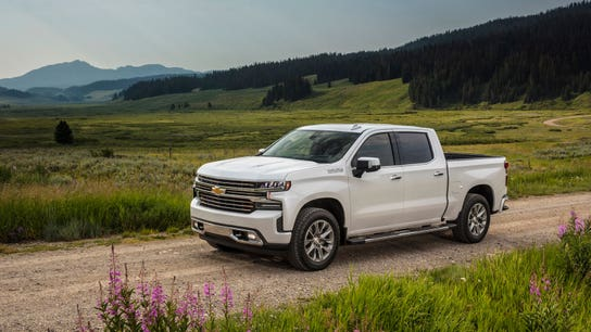 Trucks from Chevy, Ford and Ram headline new 2019 cars