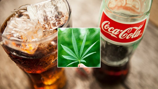 Coke in talks to make cannabis-infused drinks: Report