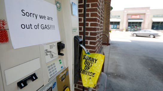 Hurricane Florence: Gas stations running out of fuel