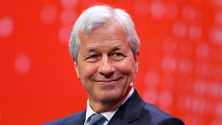 Jamie Dimon immediately regrets bragging he could beat Donald Trump