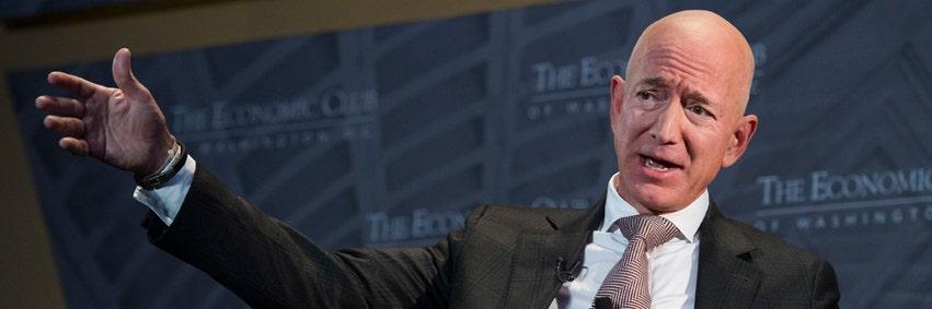 Should Amazon split into two companies?