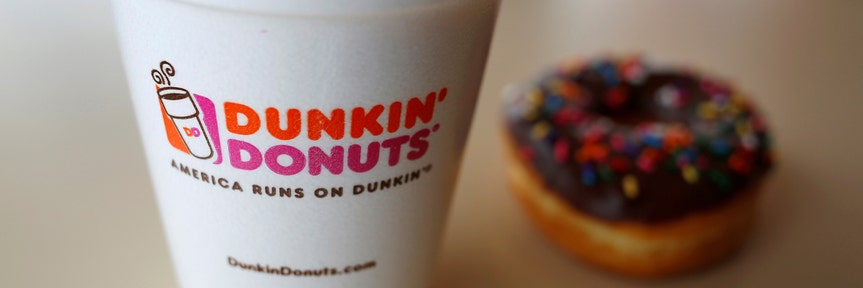 Dunkin' Donuts has a new name