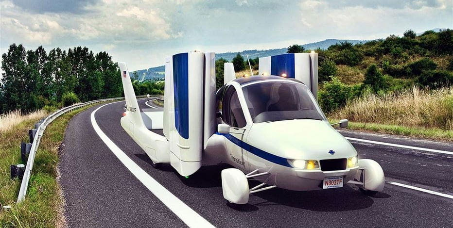 World S First Flying Car About To Go On Sale Fox Business