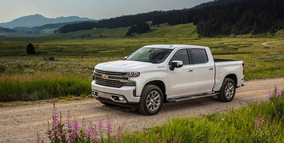 Trucks From Chevy Ford And Ram Headline New 2019 Cars Fox Business