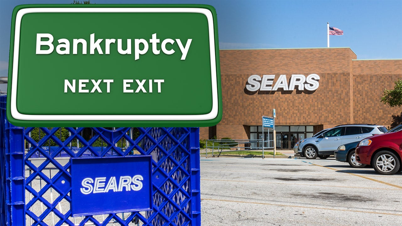 Sears Hires Advisers To Prepare Bankruptcy Filing Report Fox Business