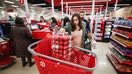 Target crushes earnings, raises outlook as digital sales boom