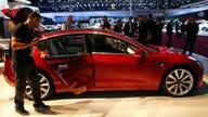 Tesla says it scored Beijing subsidy on its China-built cars