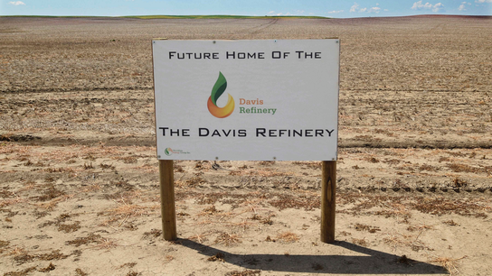 Judge's ruling may remove roadblock to oil refinery