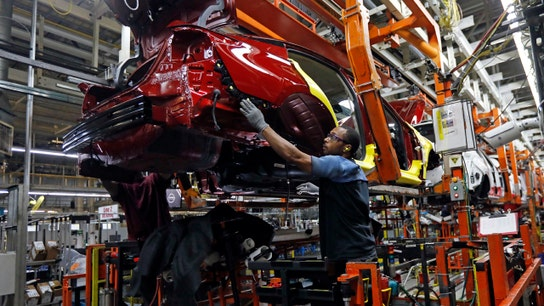 US industrial production rises in September