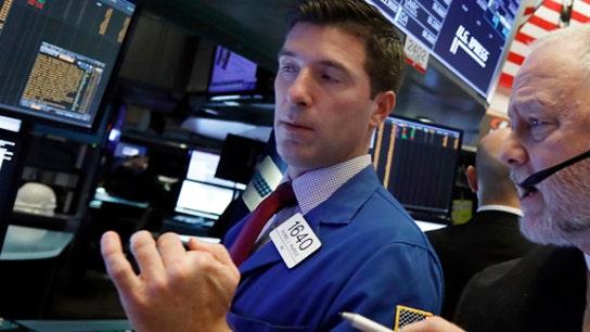 Stocks gain as 2-day Fed meeting begins