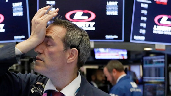 Dow Jones Industrial Average plummets more than 800 points