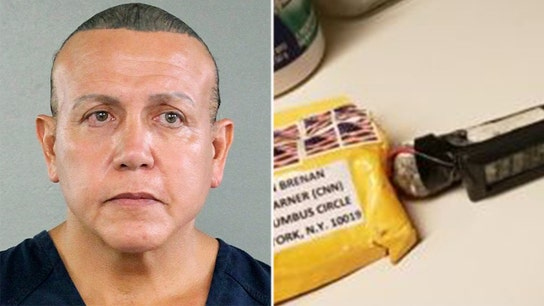 DNA nabbed mail bomb suspect Cesar Sayoc for law enforcement: Terror expert