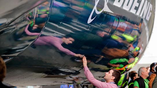 Boeing 3Q profit rises 31 percent, tops expectations