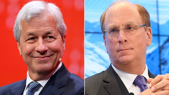 Dimon, Fink pulling out of Saudi conference