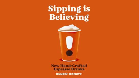 Dunkin' eyes Starbucks drinkers with new espresso line