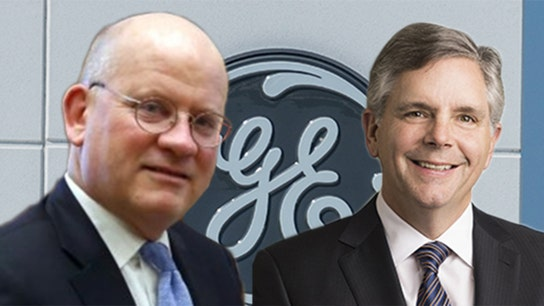 GE CEO John Flannery out, replaced by Lawrence Culp