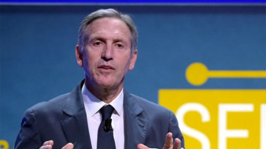 Howard Schultz preps 'centrist economic agenda' weighing 2020 run