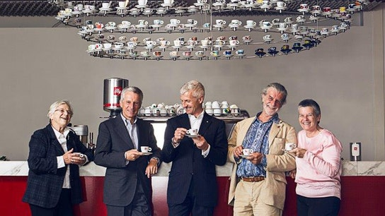 First family of coffee: Inside Italy's 85-year-old beverage business