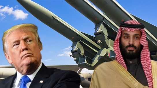 Trump: Saudi Arabia has a 'tremendous order' for weapons that can create 500,000 jobs