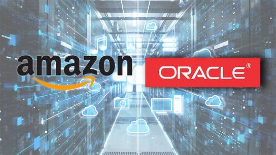 Amazon cloud technology lags Oracle database: Larry Ellison