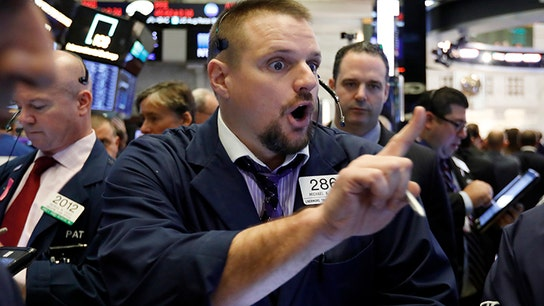 US stocks rise ahead of Trump meeting with Xi