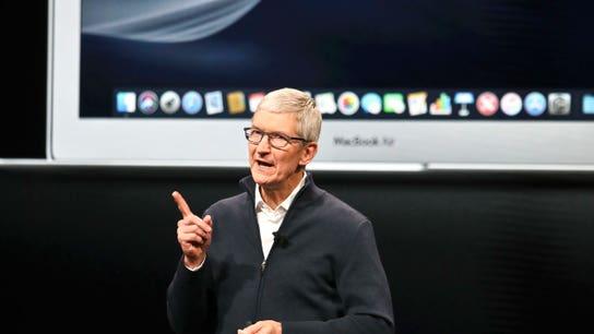 Apple unveils new iPad Pro, Macs