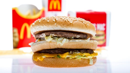 McDonald's not ready to jump on the plant-based meat bandwagon yet