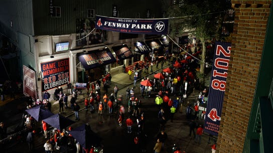 World Series: Students wait hours at Fenway Park to score $9 tickets