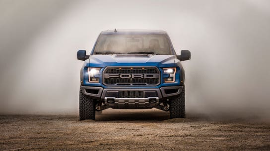 Ford's manufacturing might in the spotlight of new ads