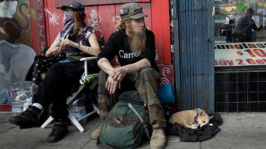 San Francisco to vote on taxing rich businesses for the homeless