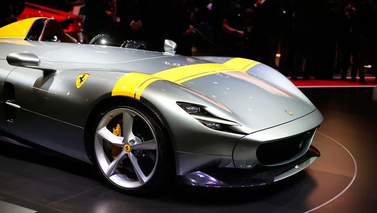Ferrari S Newest Million Dollar Supercar Already Sold Out