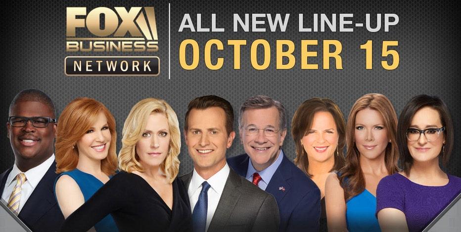 FOX Business Network unveils new primetime lineup   Fox Business