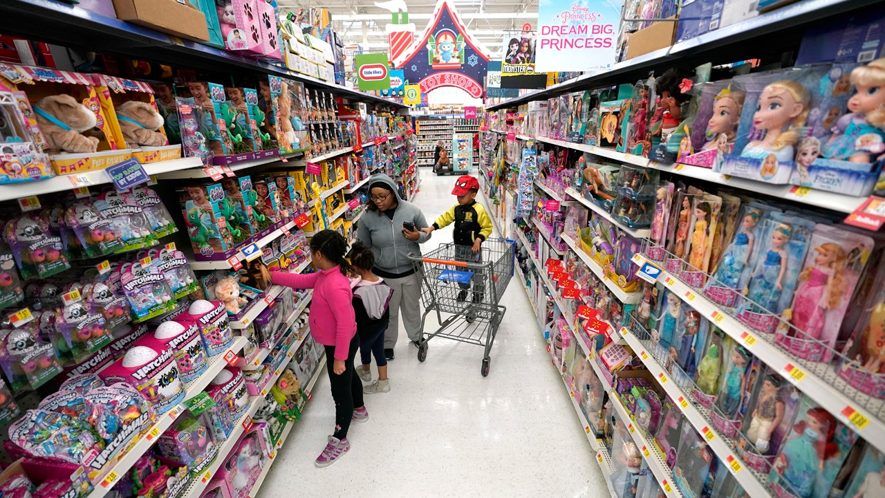 Toys for Tots prepares for supply shortage this holiday season