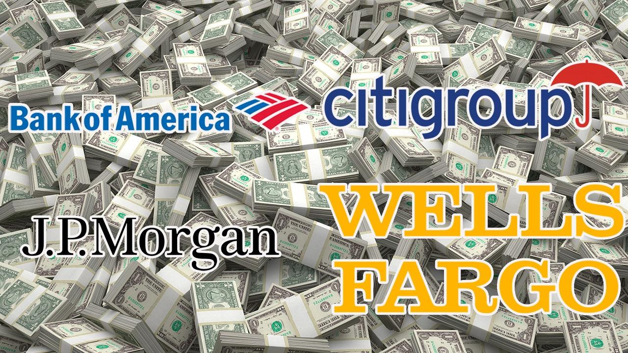 JPMorgan, Bank of America, Wells Fargo plan healthy dividend