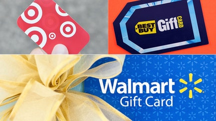 How to earn money from unwanted gift cards