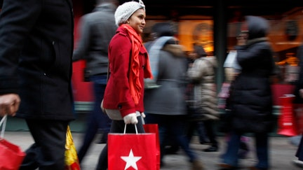Generational holiday spending for 2019