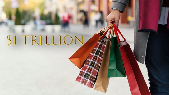 Holiday sales to top $1 trillion for first time ever, here's why