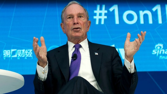 Michael Bloomberg disses Amazon's NYC H2Q tax deal