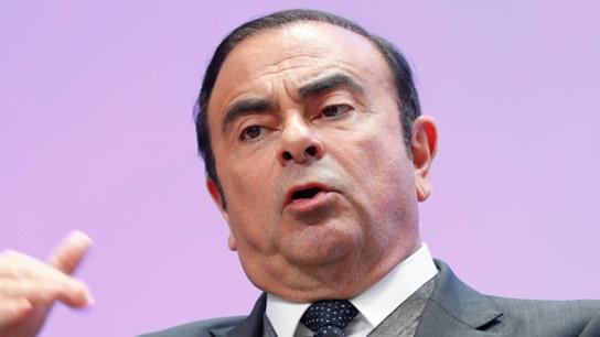 Former Nissan head Carlos Ghosn leaves Japanese jail