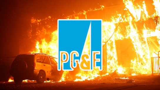 California wildfires rage, slamming PG&E, Edison International