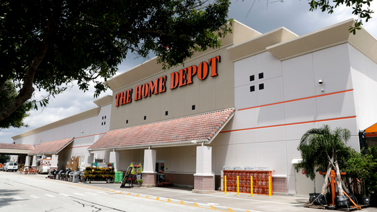 Homeowners are spending, Home Depot is winning