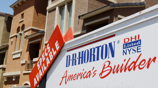 Pressures rise for homebuilders as rates hit 7-year high