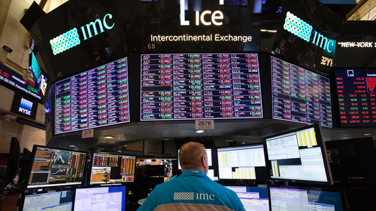 Markets Right Now: Indexes end a wobbly day mostly higher
