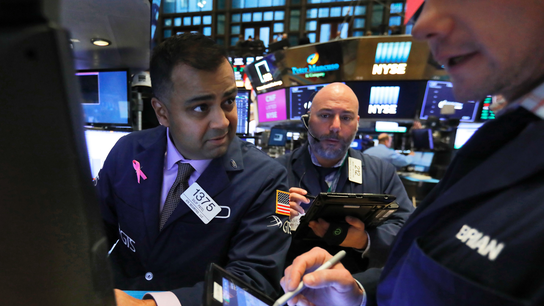 Markets Right Now: Stocks erase early loss, finish higher