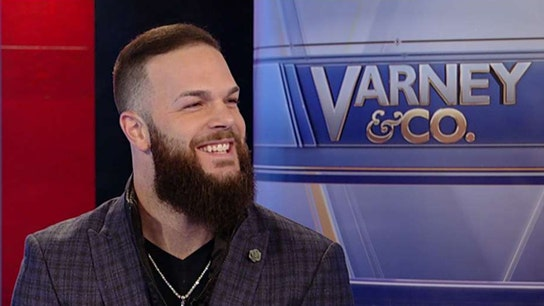 MLB's Dallas Keuchel invests in 'NoSweat' company, would shave beard to play for Yankees