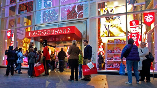 FAO Schwarz makes a big comeback three years after it closed