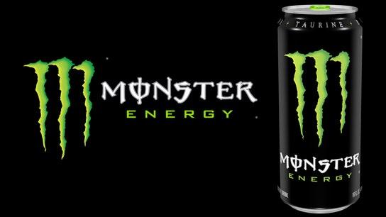 Monster ticked part-owner Coke is planning own energy drinks
