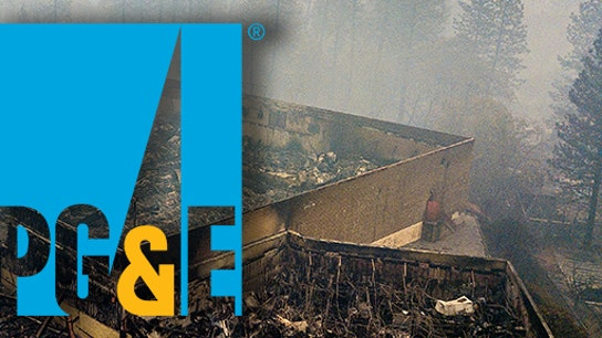 PG&E shares seesaw amid report it may avoid bankruptcy